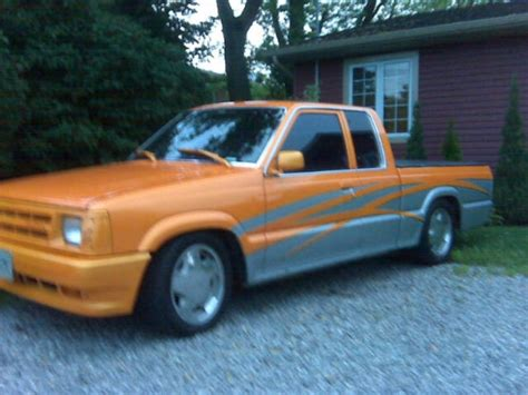 mazda trucks canada 1989 mazda b series pickups pickup truck for sale in