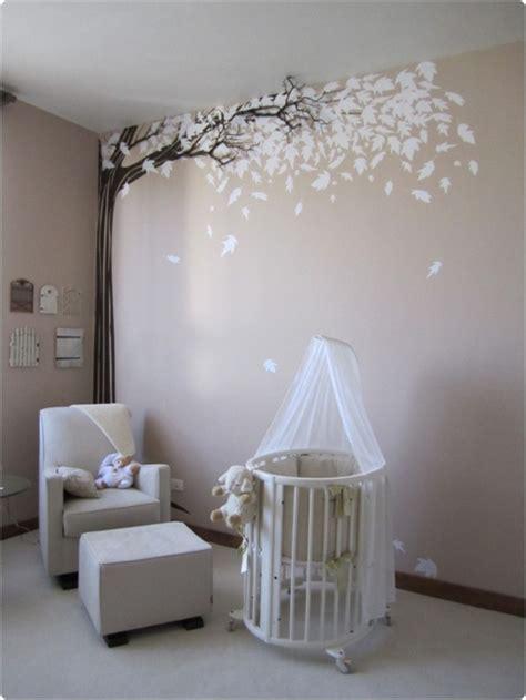 idée décoration chambre bébé idee deco chambre bebe stickers visuel 2