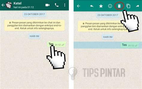 melihat pesan whatsapp   dihapus