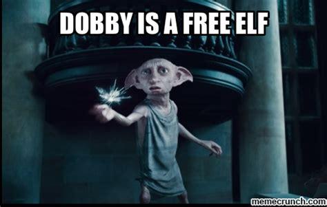 Free Memes - dobby is a free elf