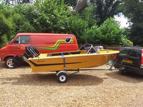 Speed Boats For Sale Uk by Broom Gemini Classic Speed Boat Boats For Sale Uk
