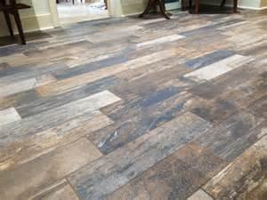 retro kitchen islands hometalk vintage woodlands wood tile flooring