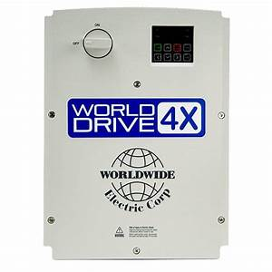 Wd4x Series Nema 4x Vfds
