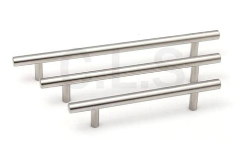 stainless steel cabinet hardware 2014 new solid stainless steel drawer pull furniture bar t