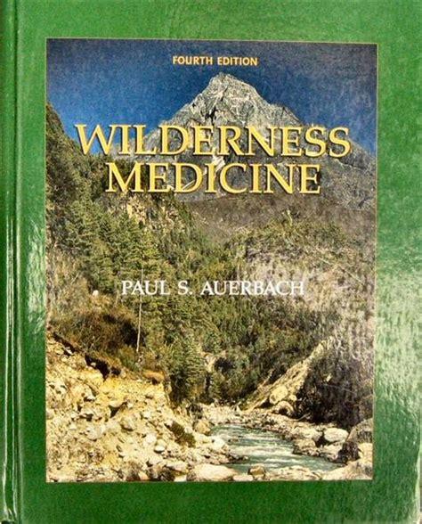 medicine wilderness auerbach paul