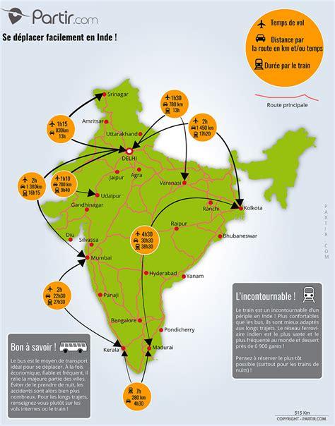 Carte Du Monde Inde by Que Voir En Inde 4 Cartes Pour Ne Rien Manquer En 2018
