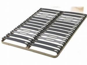 Cadre à Lattes : cadre lattes larges sur doubles rotules brou ~ Teatrodelosmanantiales.com Idées de Décoration