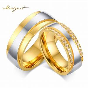 aliexpresscom buy meaeguet gold plated wedding With selling gold wedding ring