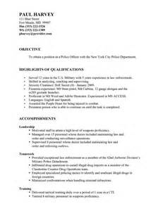 chief resume objective best 25 officer resume ideas on