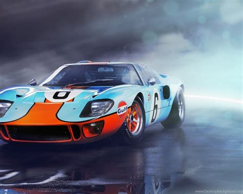 Sports Car Wallpapers For Desktop 1280 X 1024 by Wallpapers 1920x1080 Ford Gt40 Front View