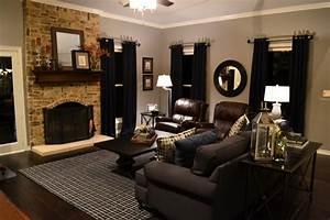 Ralph lauren style living room for Ralph lauren living room designs