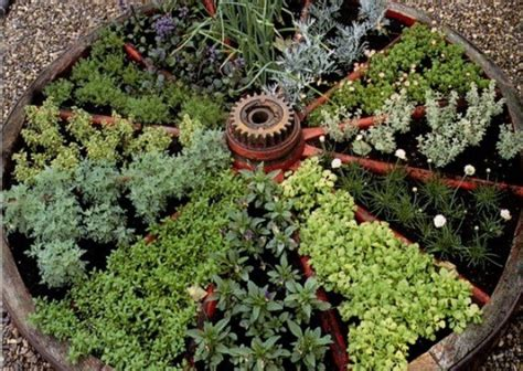 herb garden ideas  spice   life garden lovers