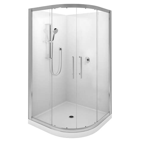 showers plumbing world levivi cabris mm  shower enclosure