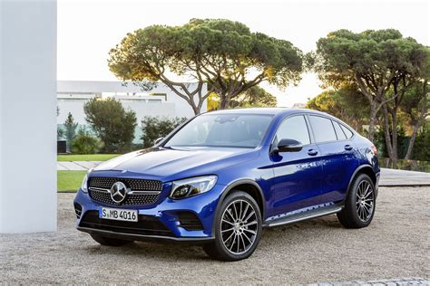Mercedes Glc Coupe by Mercedes Glc Coupe Preview Wg