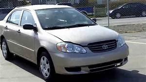 2004 Toyota Corolla Ce Beige - Fish Creek Nissan