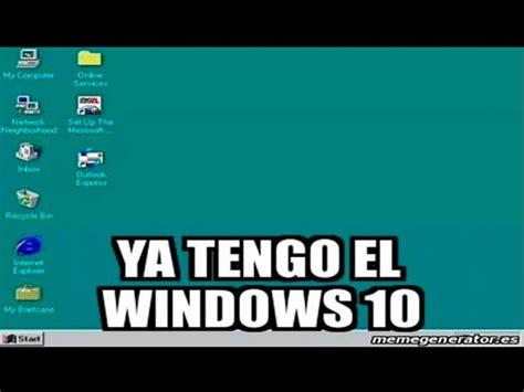 Windows 10 Memes - windows 10 de microsoft no se salv 243 de los divertidos memes actualidad y policiales