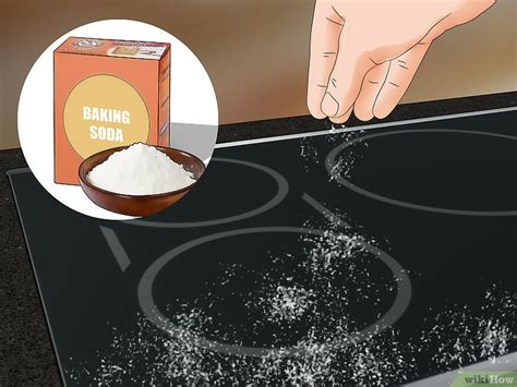 pulire piano cottura vetroceramica come pulire il piano cottura