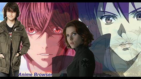 Anime Action Movie Top 10 Upcoming Live Action Movies Based On Anime 2017