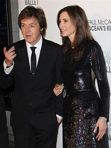 Paul McCartney and Nancy Shevell Photos Photos - Paul ...