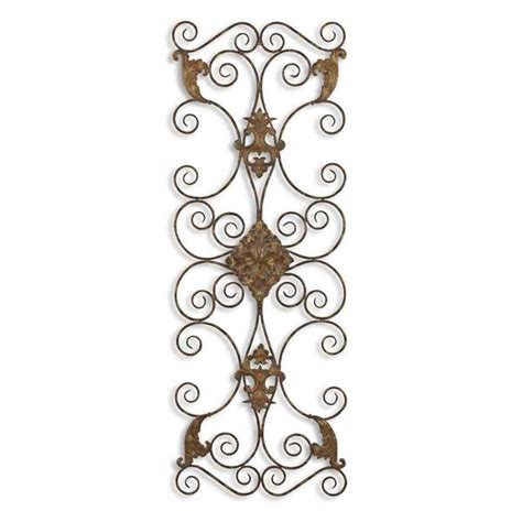 Shop Uttermost Fayola Metal Wall Art  Free Shipping Today
