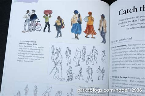 Book Review 5minute Sketching  People Superquick