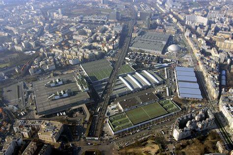 parc des exposition porte de versailles ambitieuse modernisation du parc des expositions de la porte de versailles