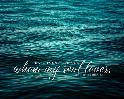 teal pillows i found the one whom my soul photograph by