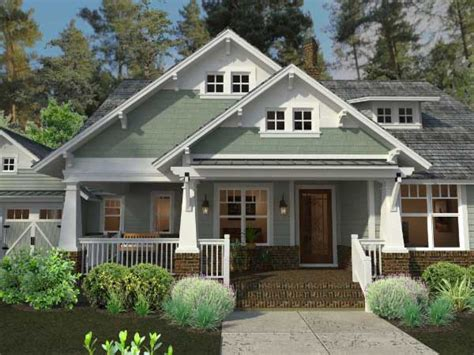 craftsman bungalow house plans  story bungalow house plans bungalow plans  garage