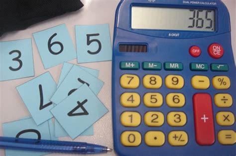 calculators math classroom memory friend obstinate