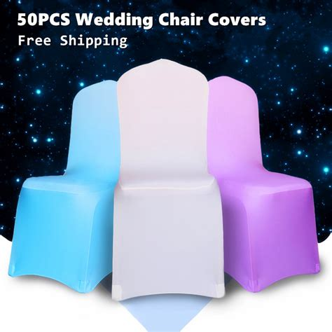 buy wholesale white chair covers for weddings from