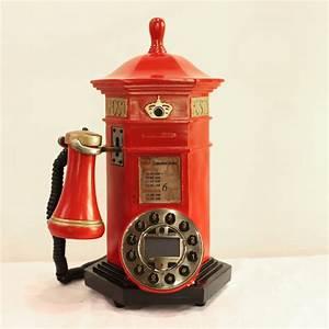 Telephone Sans Fil Vintage : livraison gratuite t l phone sans fil t l phones avec fil ~ Teatrodelosmanantiales.com Idées de Décoration