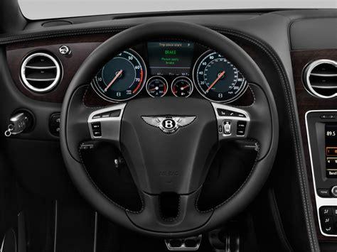 bentley steering wheel image 2013 bentley continental gt 2 door convertible