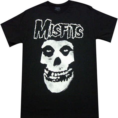 Official Misfits Skull Logo Adult T-shirt -Horror Punk ...