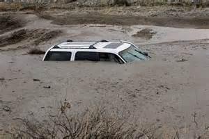 California Storm Flooding
