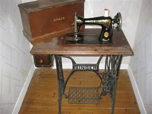 Ancienne Machine A Coudre : machine a coudre ancienne plouy 29690 ~ Melissatoandfro.com Idées de Décoration