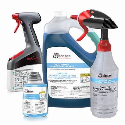Quaternary Professional Disinfectant Johnson Sc Cleaners Cleaner