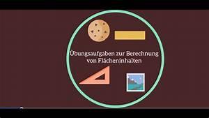 Flächeninhalte Berechnen : fl cheninhalte berechnen einfach erkl rt youtube ~ Themetempest.com Abrechnung