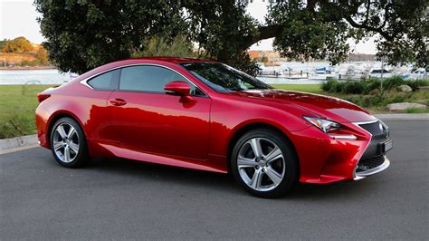 Lexus Rc 200 by 2016 Lexus Rc 200t Review Chasing Cars