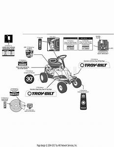 Troy Bilt 13cc26jd011 Tb30r  2015   Tb30r Neighborhood