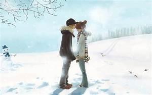 Love Cute Anime Couples Wallpaper 1680x1050 - Cool PC ...