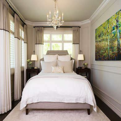 ultra small bedrooms  king size beds