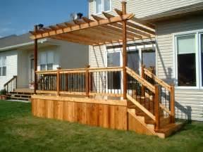pergola designs on decks deck pergola joy studio design gallery best design
