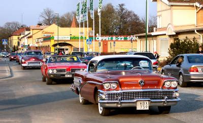tidaholm amerikanska bilar