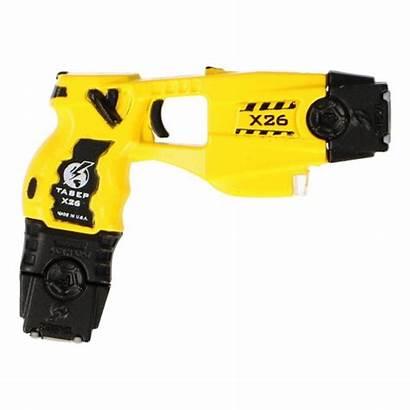 Taser X26p Axon Yellow Jaune Machinegun