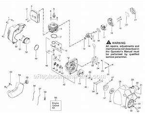 Weed Eater Fl26 Parts List And Diagram