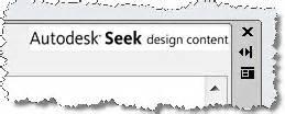 autodesk seek design content nine autocad productivity tips
