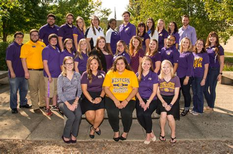 students college student personnel program western illinois