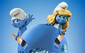 Smurfs: The Lost Village HD Wallpapers