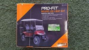 Deluxe Led Light Kit For Ezgo Rxv Golf Cart 2008