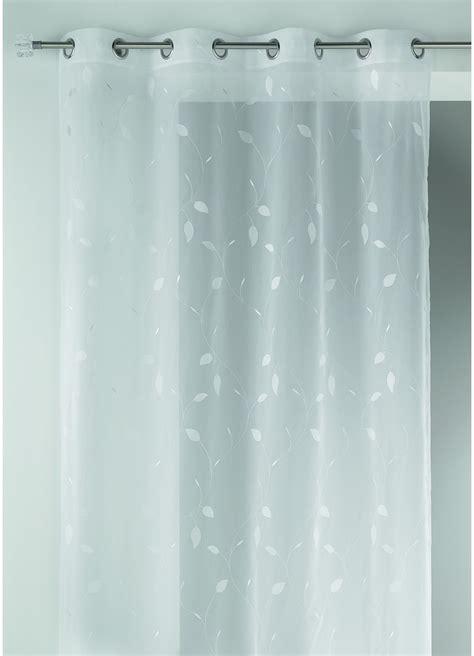 voilage etamine blanc voilage etamine blanc 28 images voilage etamine brod 233 e classique blanc 140x240cm achat